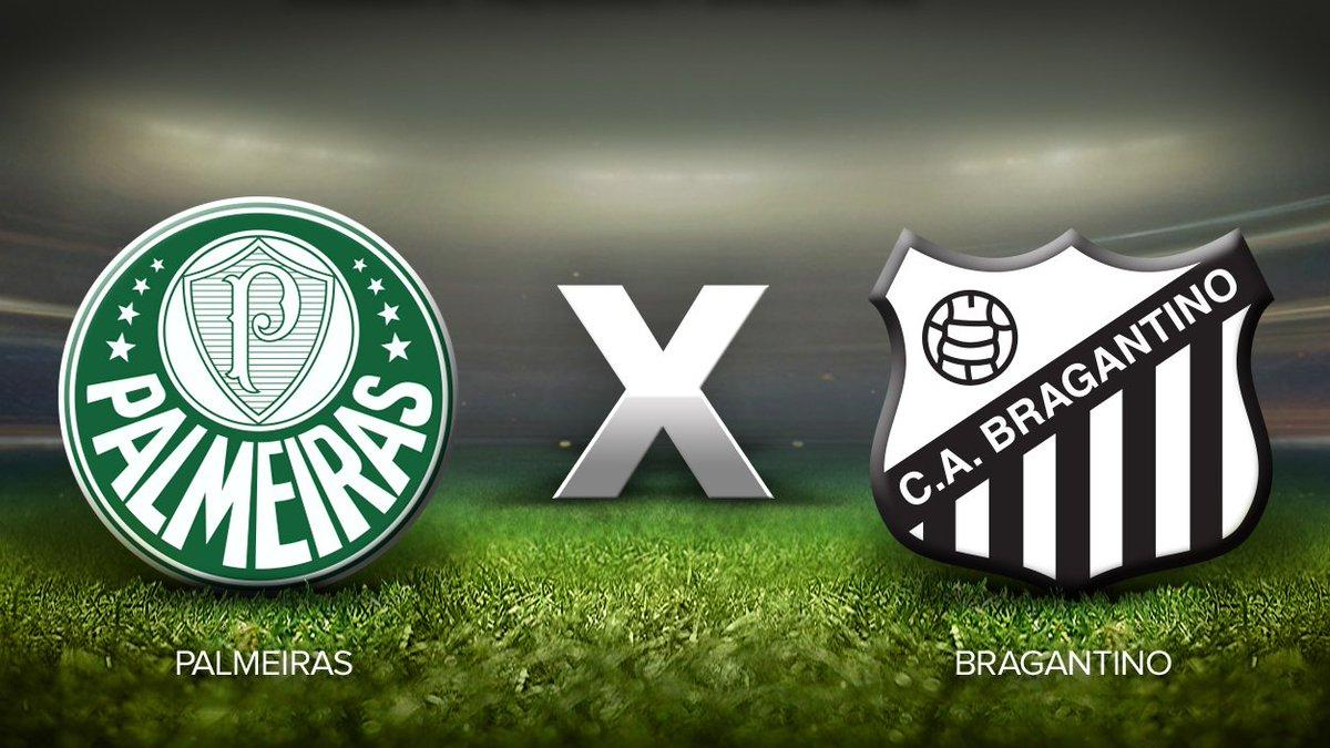 globoesportecom's photo on Palmeiras x Bragantino