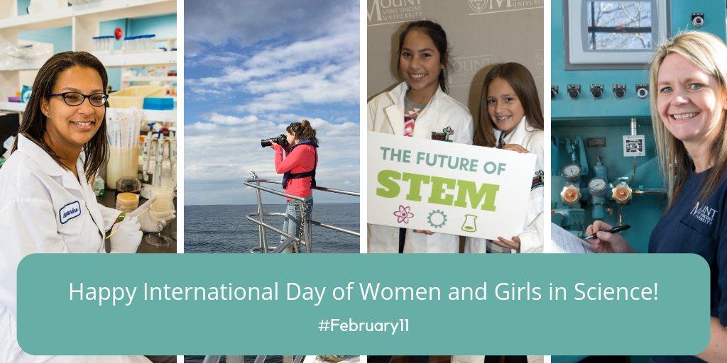 WISE Atlantic's photo on #GirlsinScience