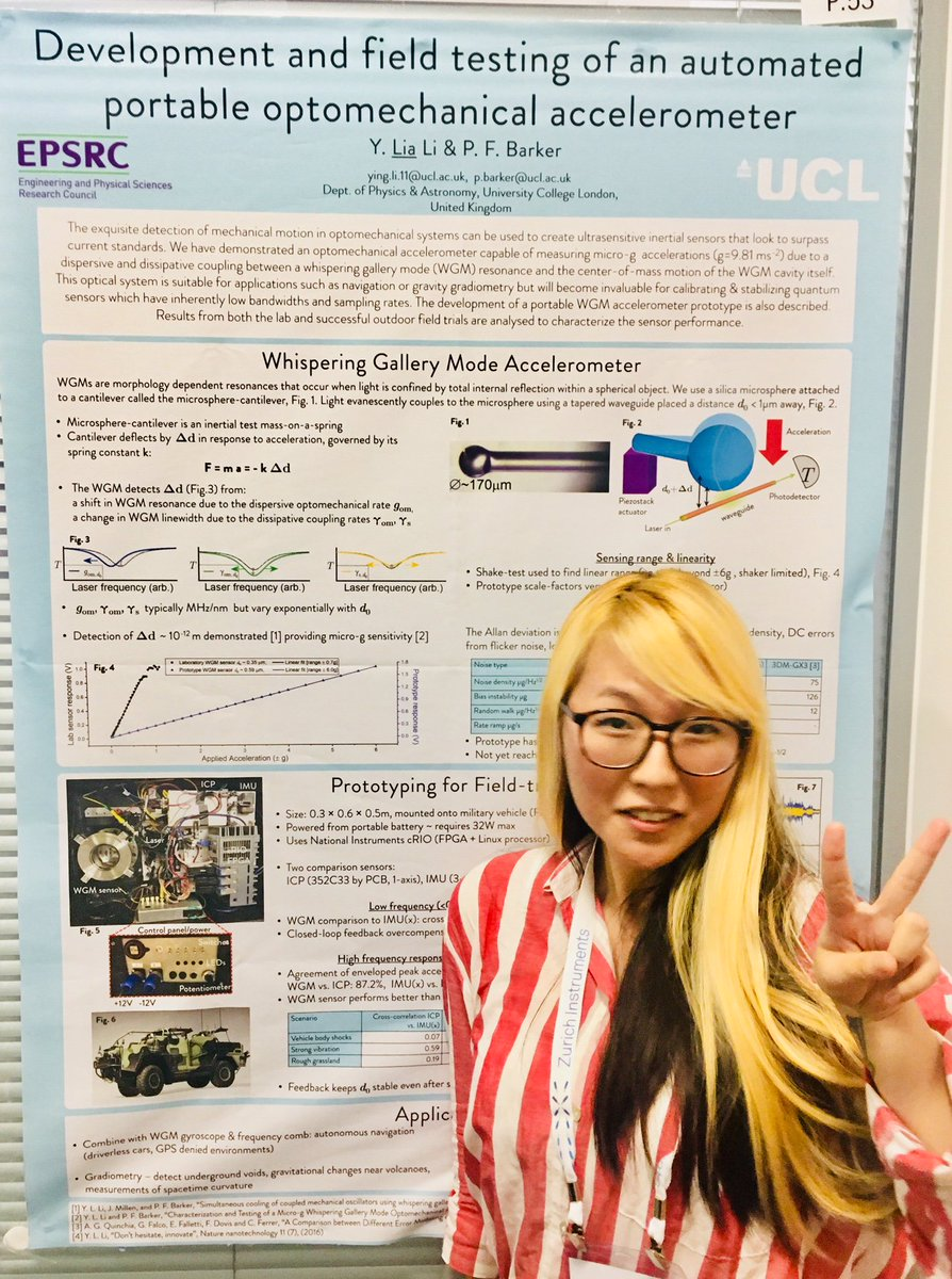 Dr. Lia Li's photo on #WomenScienceDay