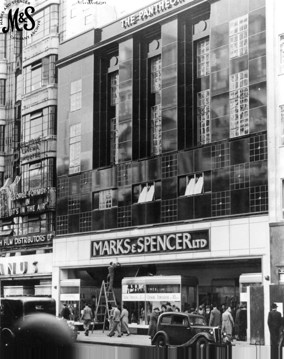 M&S Archive's photo on #BuildingsYouLove
