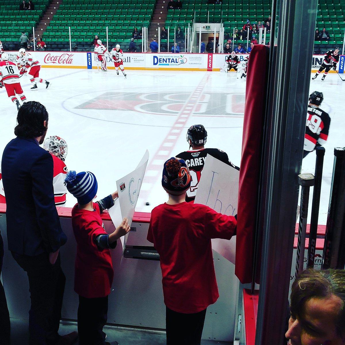 Lisa's photo on #hockeyday