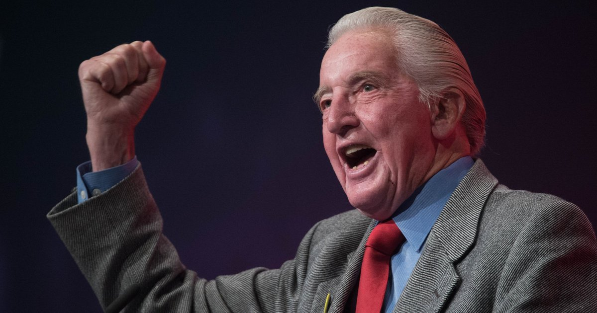 The Prole Star's photo on Dennis Skinner