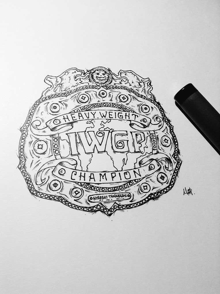 Congratulations to Jay White @JayWhiteNZ on becoming the 29th man to win the IWGP Heavyweight Championship,full of all the vitality and viciousness to helm this company for a long,long time #njpw #njnbg #bulletclub (going to need to change that nameplate...)<br>http://pic.twitter.com/MA5v3jdjQ7
