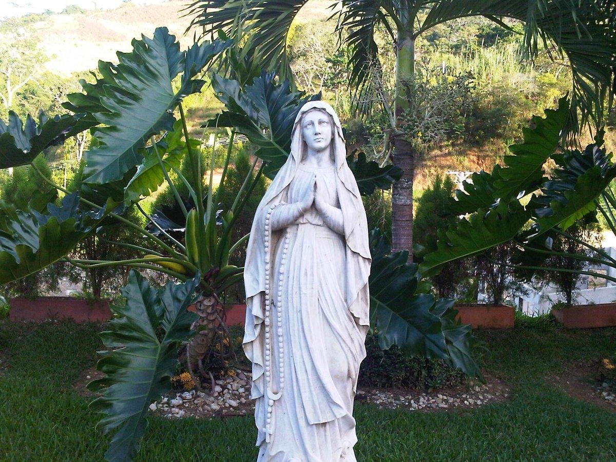Fundación Betania's photo on Virgen de Lourdes