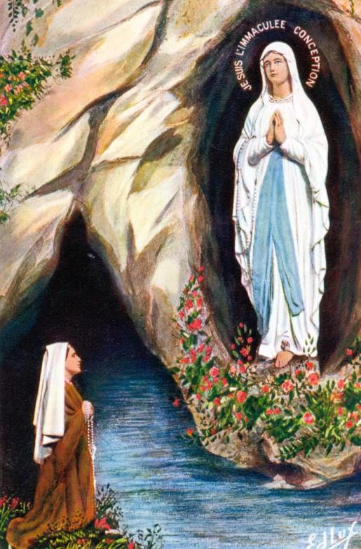 ♥️ColibriPlumado♥️'s photo on Virgen de Lourdes