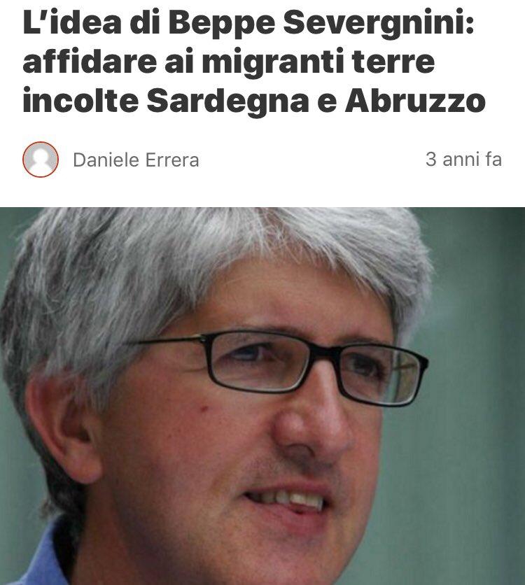 Umberto Molini  🇮🇹's photo on severgnini