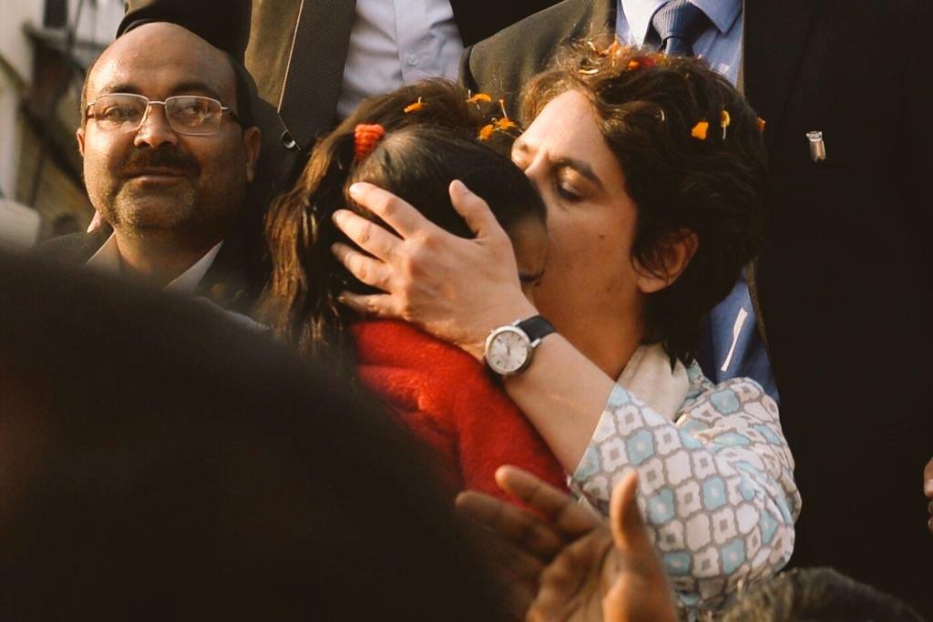 Maulin Shah's photo on #PriyankaUPRoadshow