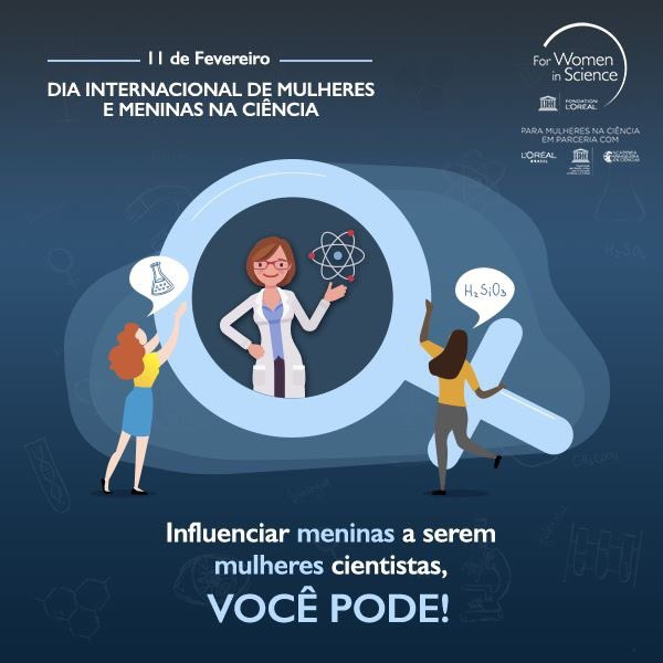 Mulheres na Ciência's photo on #MulheresNaCiência
