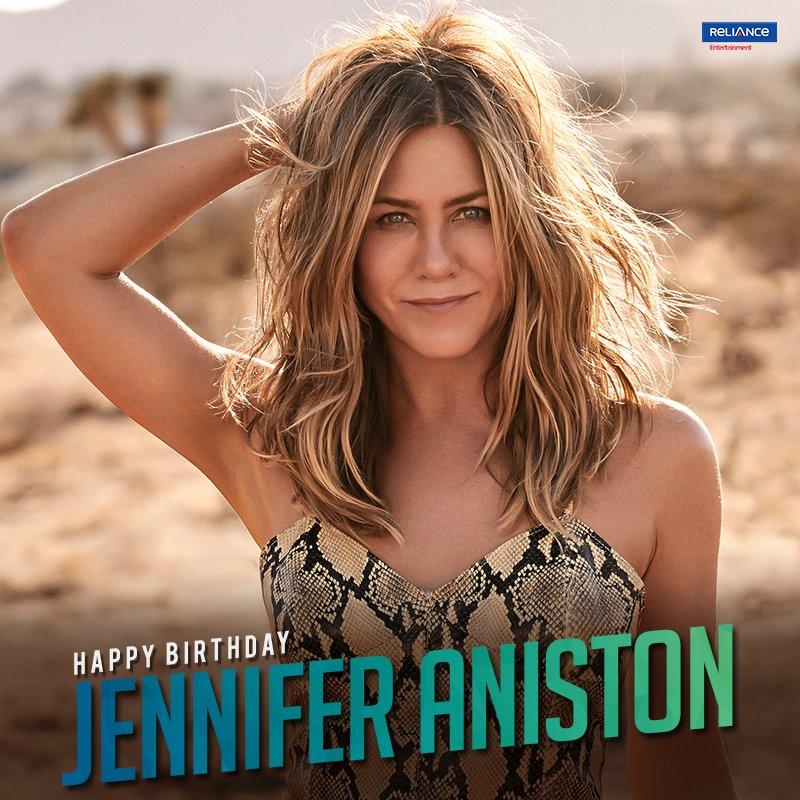 Reliance Entertainment's photo on #JenniferAniston