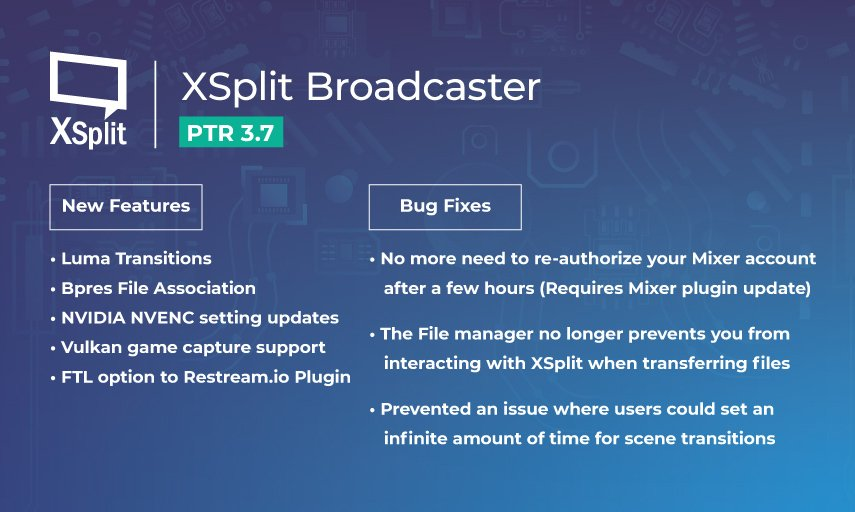What Is Xsplit