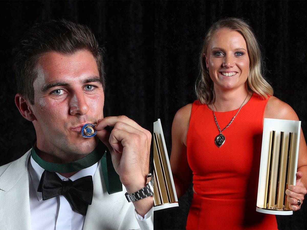 TOI Sports's photo on belinda clark award