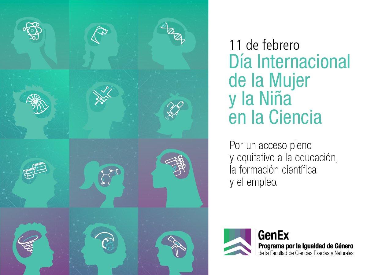 Exactas UBA's photo on Ciência