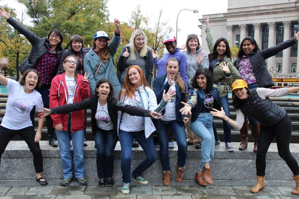 500womenscientists's photo on #GirlsinScience