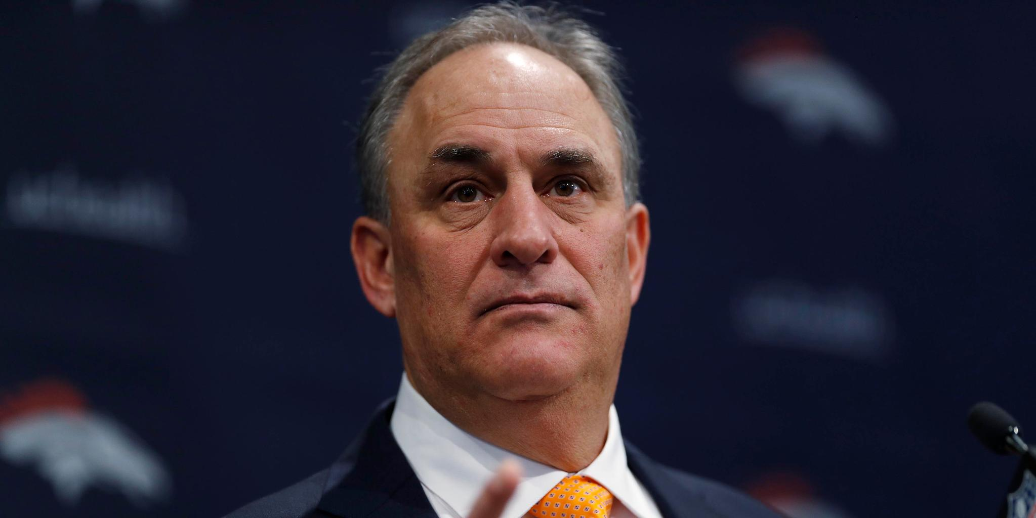 Broncos ➡ 2019 playoffs?  Vic Fangio lays out his turnaround strategy: https://t.co/ATeXQRa7Ik https://t.co/sd5F2VNWVZ