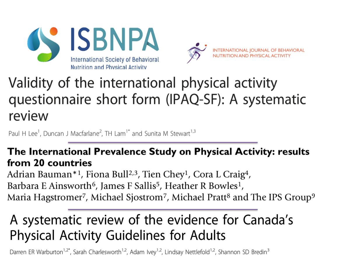 ISBNPA on Twitter: