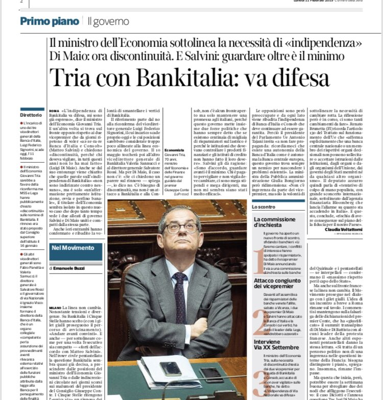 Antonio Bordin's photo on #Bankitalia