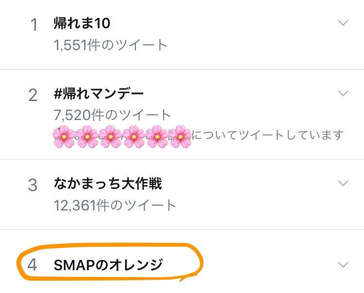 KEI📎🐞🍭's photo on SMAPのオレンジ