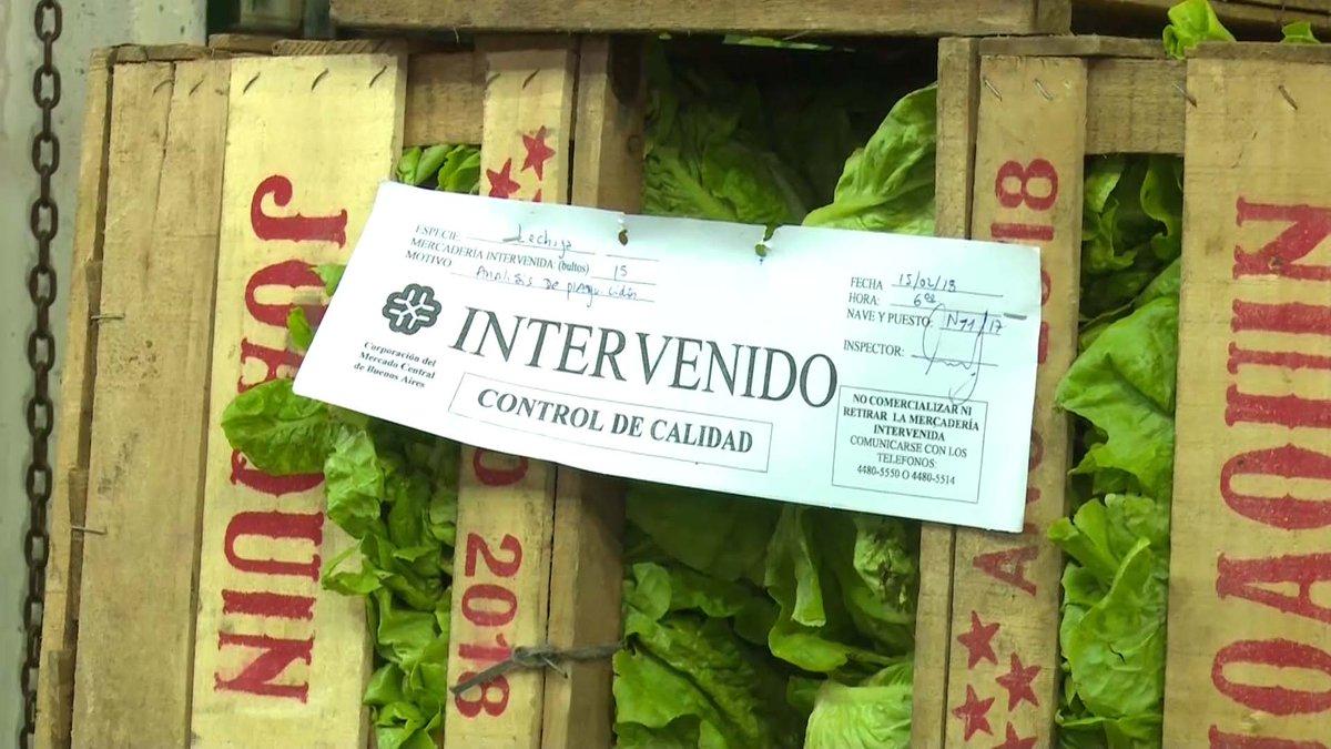 infobae's photo on Mercado Central