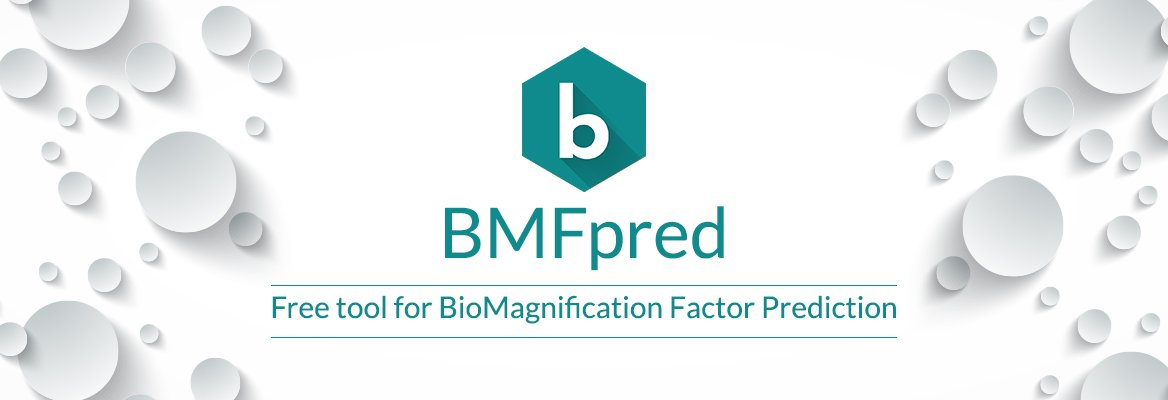 Have a look at BMFpred, our free tool implementing the #QSAR models proposed by @fra_grisoni in https://bit.ly/2E53Ov6 #alvascience #BMF https://bit.ly/2SqUydF