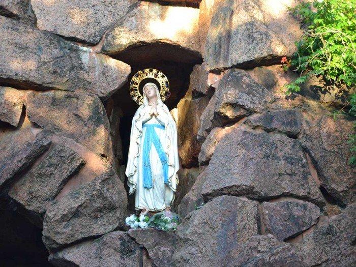 IglesiaCatólicaUy's photo on Virgen de Lourdes