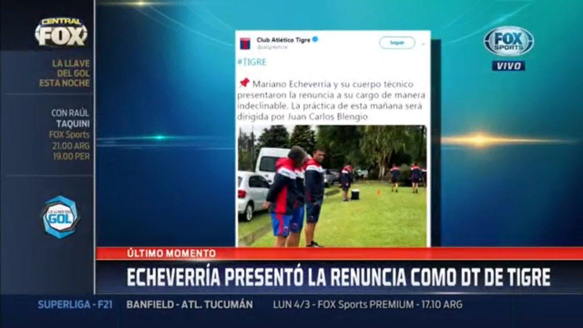FOX Sports Argentina's photo on Juan Carlos Blengio