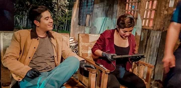 RT @ReymeAls: Paulo Avelino and Angel Locsin At The Generals Daughter as Franco and Rhian  #TGDPaikutin https://t.co/msfOl07ZIj