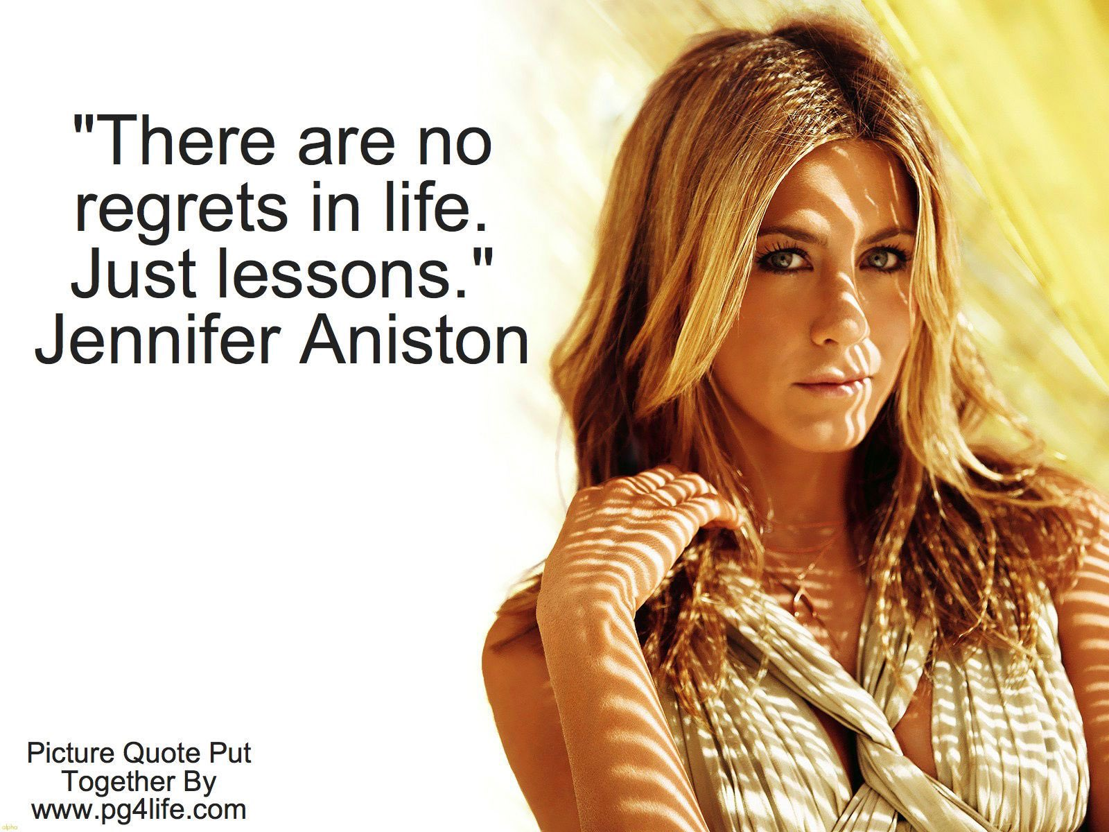 Happy 50th Birthday, Jennifer Aniston!!! Thanks for being such a great role model!!!!