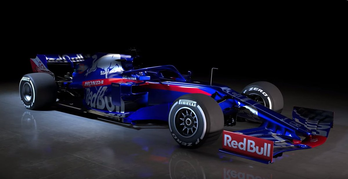 Sky Sports F1's photo on toro rosso