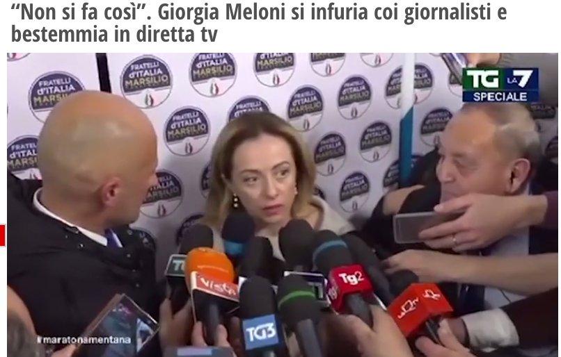 augusto rasori's photo on La Meloni