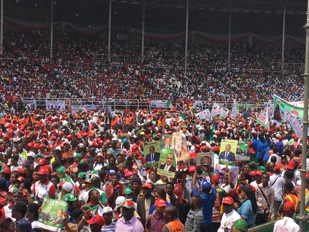 DzIP3b8XQAE66vs - 'Atiku and Wike own Rivers state clearly' – See Pictures