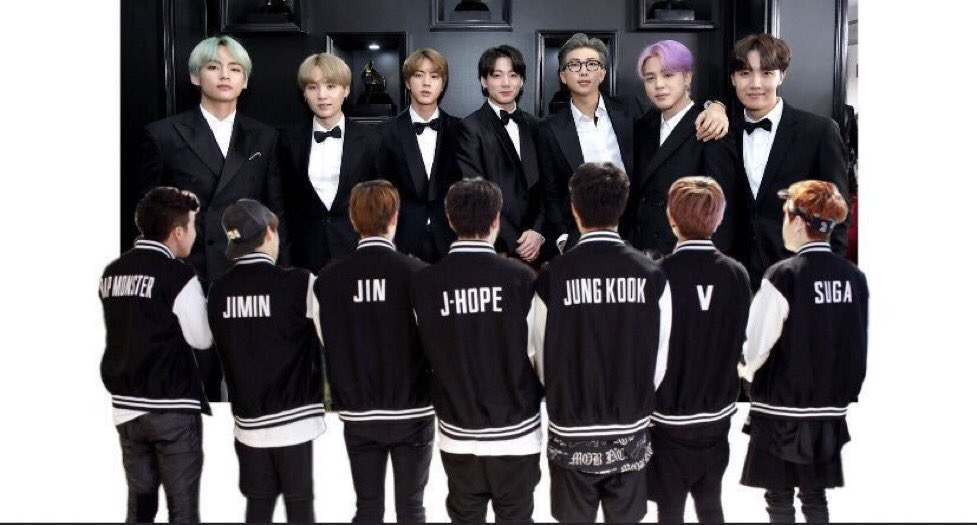 BTS journey where were they before and where they are now #TearItUpBTS @BTS_twt