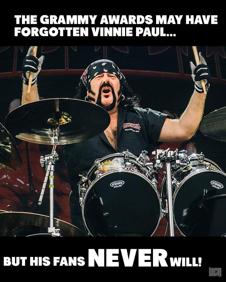 UltimateClassicRock's photo on Vinnie Paul