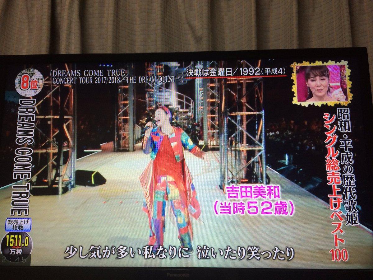 Nakayoshi's photo on ドリカム