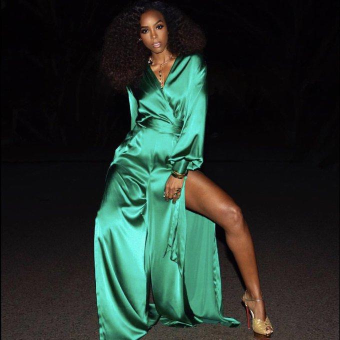 My baby! Happy Birthday Kelendria!!!! Happy 38th Birthday to Kelly Rowland