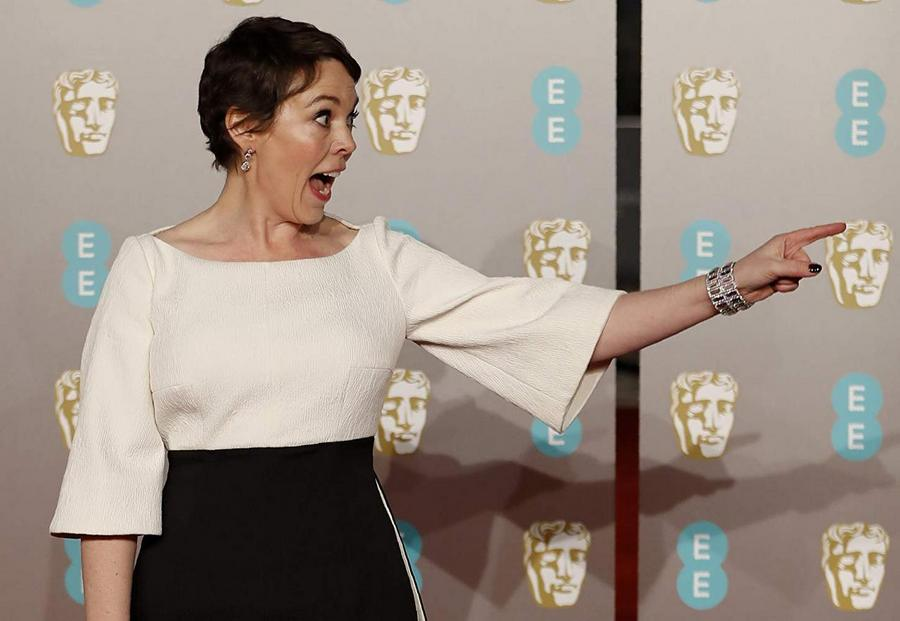 LiveJournal Ро��и�'s photo on bafta 2019