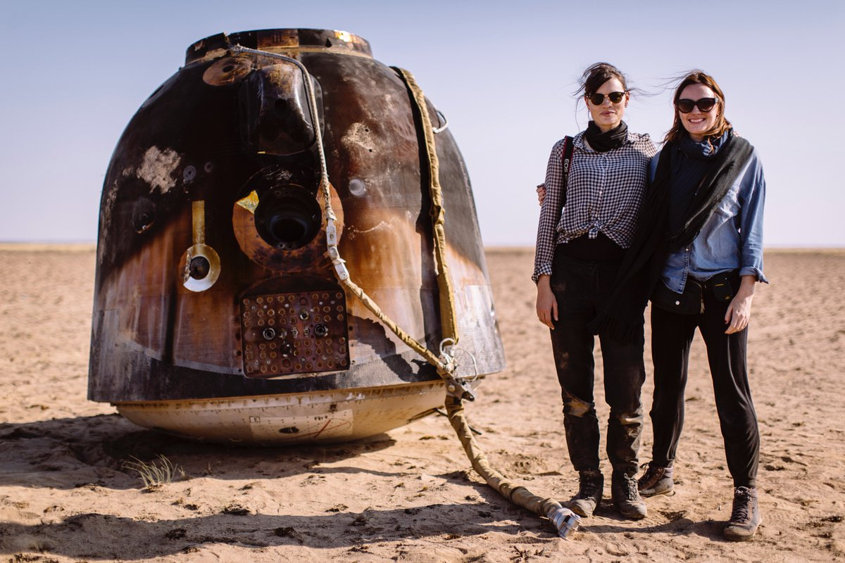 Celebrating International Day of Women and Girls in Science with a shout-out to all the brilliant women who work here at @Nutopia_tv and the amazing female astronauts, scientists, explorers & engineers we've featured on screen over the years @WomenScienceDay #WomenInScience #STEM