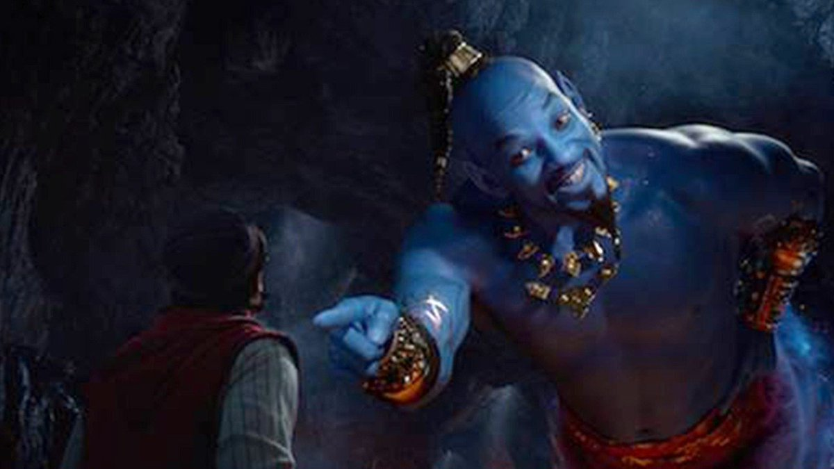IGN's photo on will smith as the genie