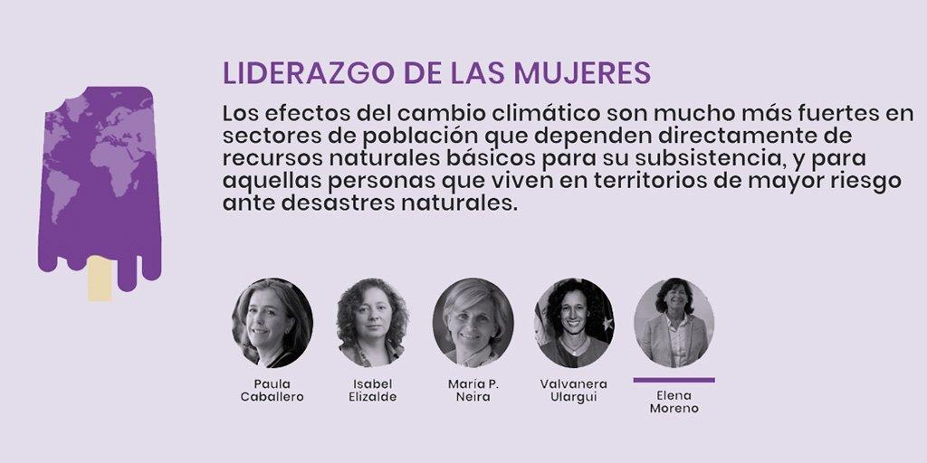 ChangeTheChange - Conferencia Cambio Climático's photo on #MujeryCiencia