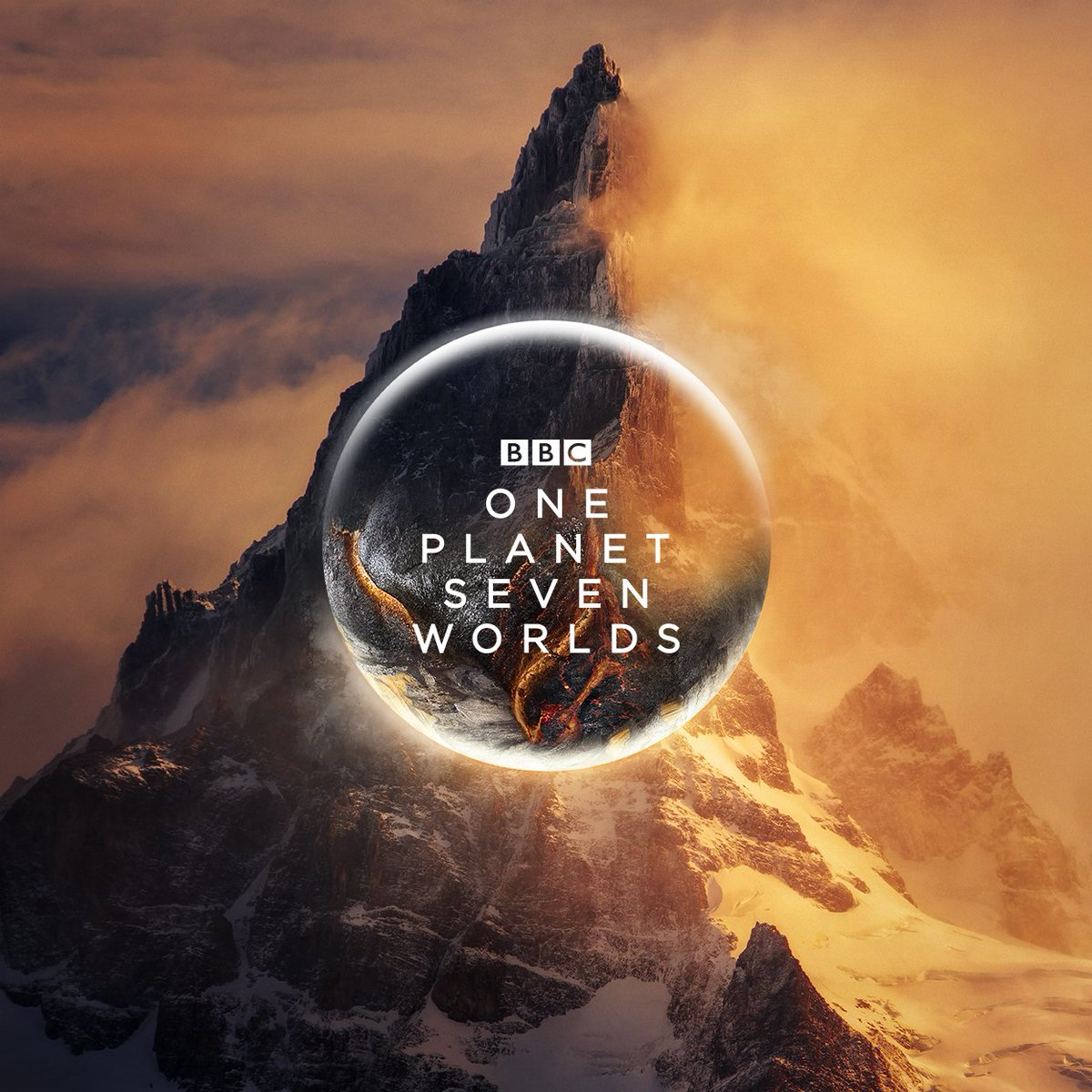 One Planet, Seven Worlds
