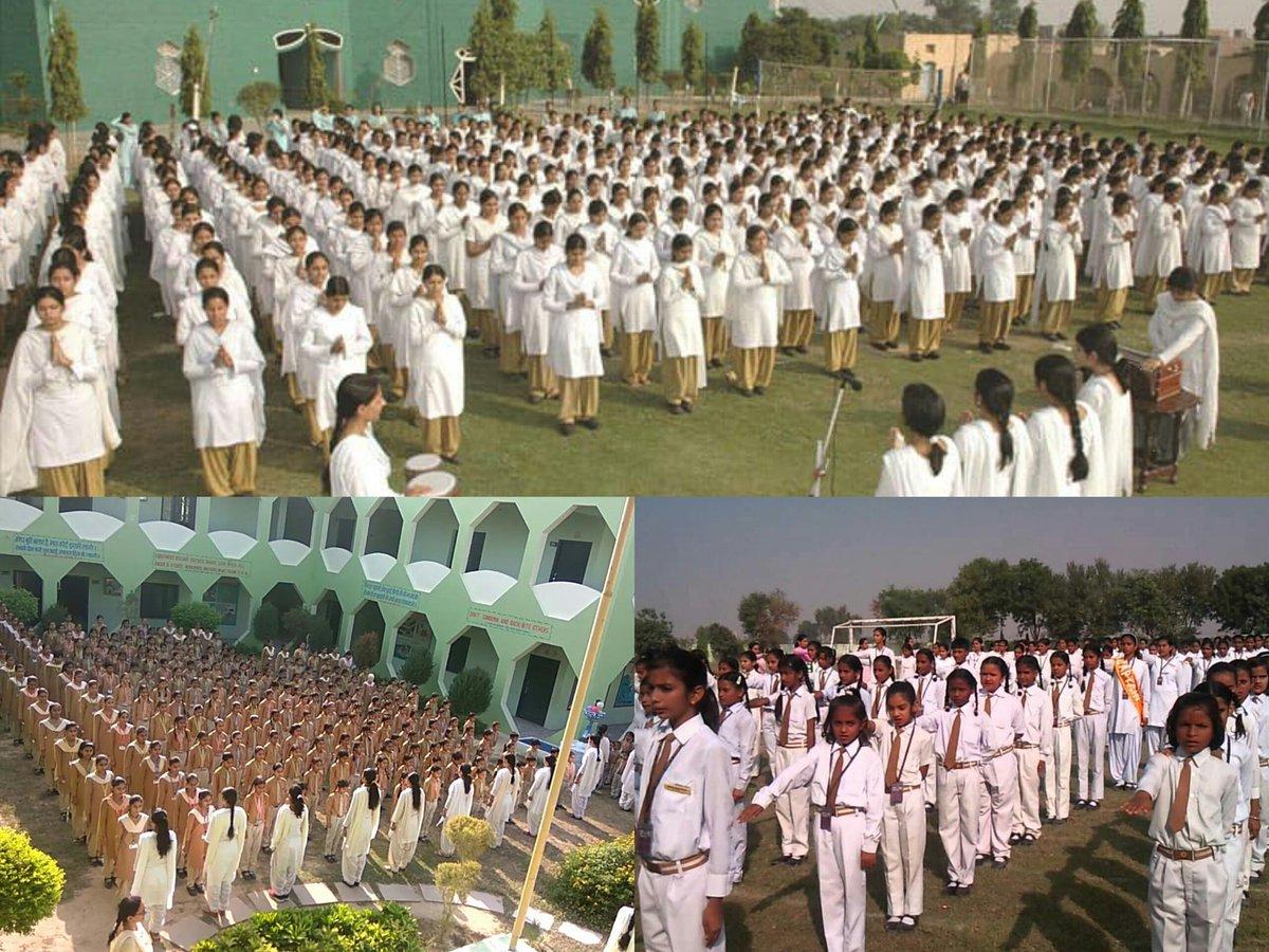 St.Dr. MSG Fan Club's photo on #EducateGirlsSaysStRamRahim