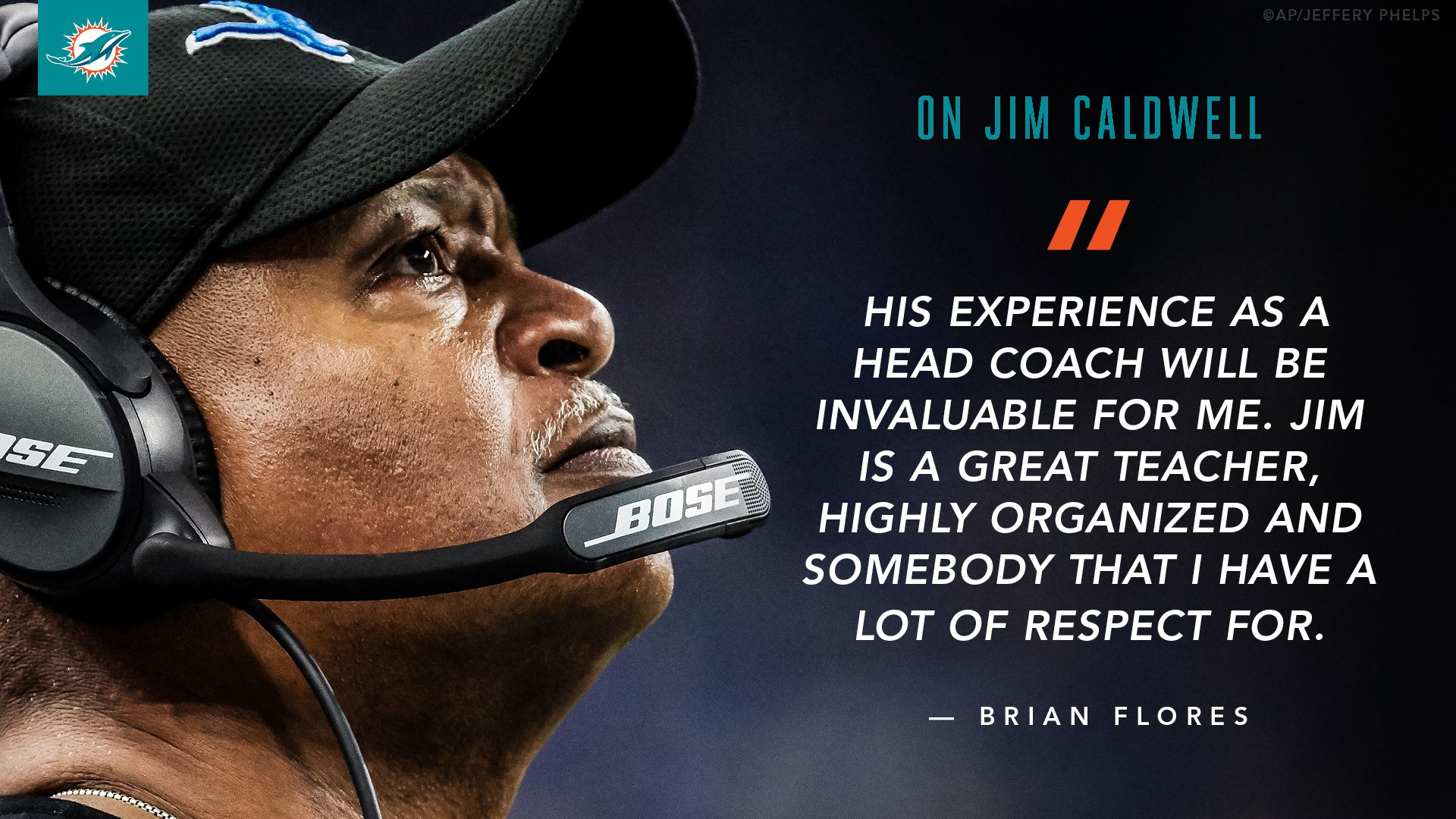 High praise from Coach Flores.  �� >> https://t.co/licUv7GBSY https://t.co/YTWmhCvgYA