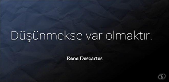 Wilma Çakmaktaş's photo on René Descartes