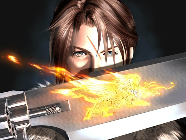 RPG Site's photo on Final Fantasy VIII