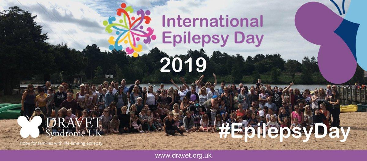 Dravet Syndrome UK's photo on #EpilepsyDay