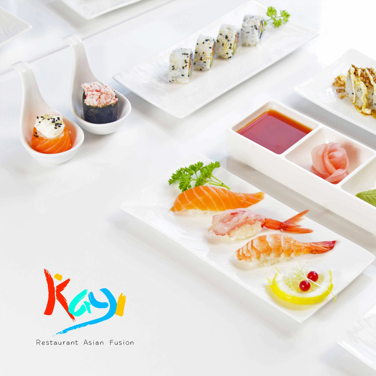 Kayi - Restaurant Asian Fusion's photo on Giovedì 14