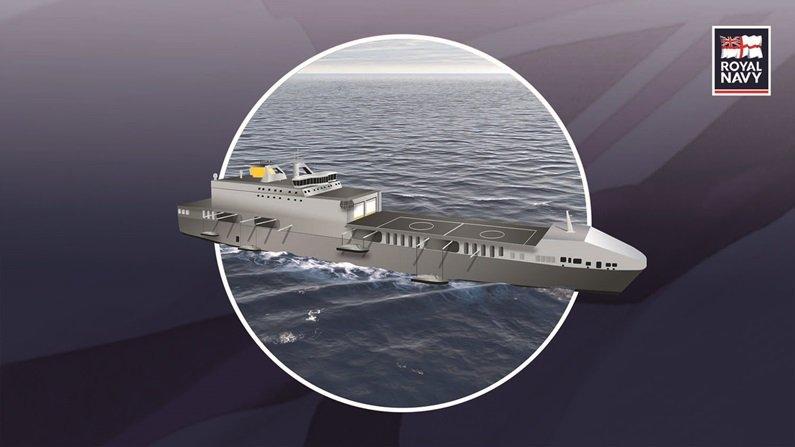 Grey Funnel Line's photo on Defence Secretary