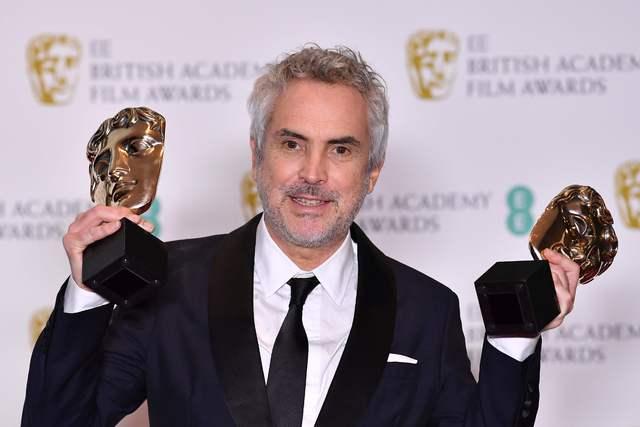 La Jornada's photo on Premios Bafta
