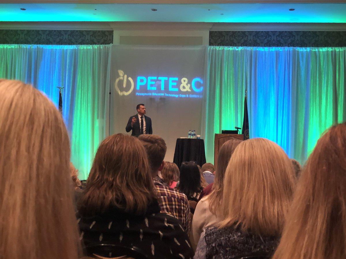 Brianna R Weaver's photo on #PETE2019