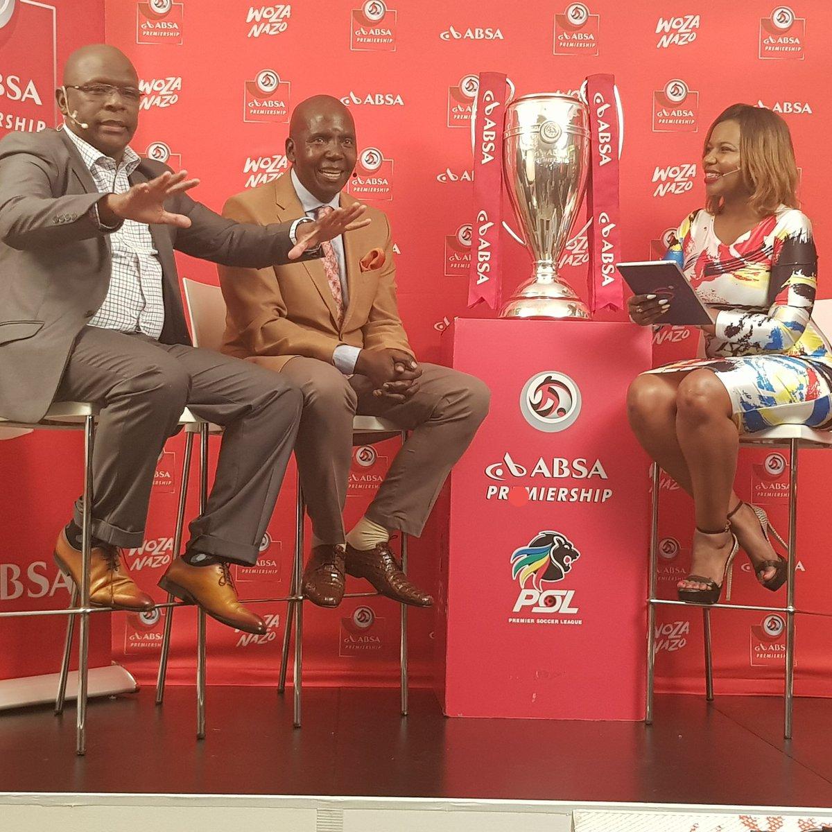 I am LIVE on Supersport 4 tonight with Alex Shakoane talking