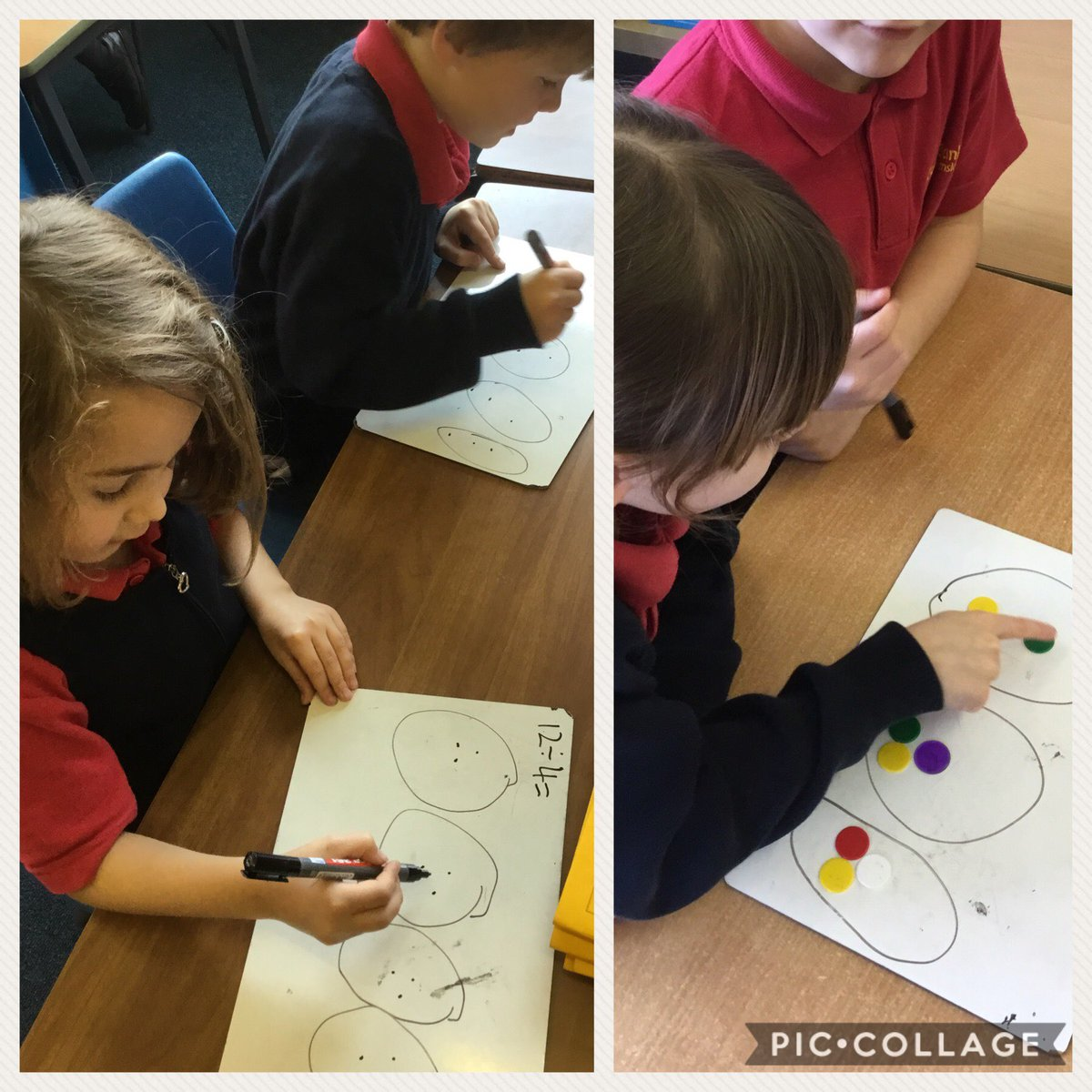 test Twitter Media - Year 2 are smashing the start of their week with some tricky division! #gorseymaths https://t.co/6aG7mFOiEk